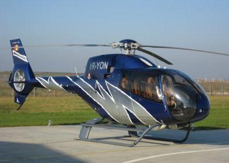 Elicopter de inchiriat