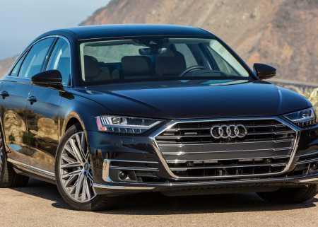 Audi A8 de inchiriat