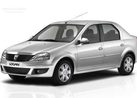 Dacia Logan de inchiriat