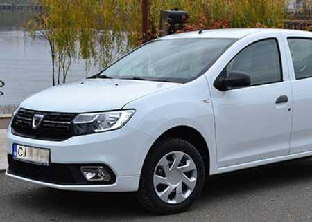 Dacia Logan 2018 de inchiriat