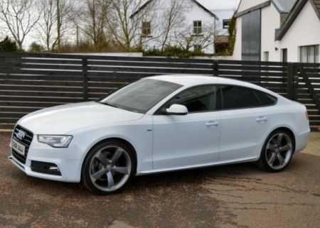 Audi A5 de inchiriat