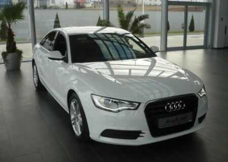 Audi A6 S-line de inchiriat