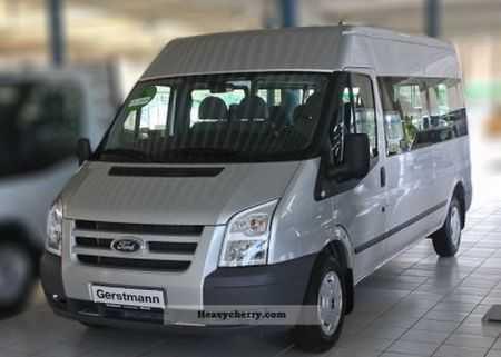 Ford Transit de inchiriat